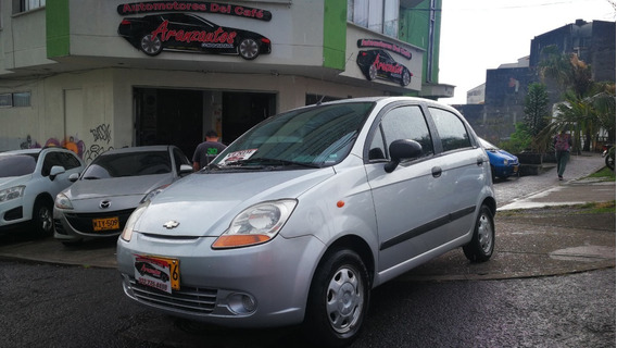 Chevrolet Spark Gt Ls Sin Aire 2011