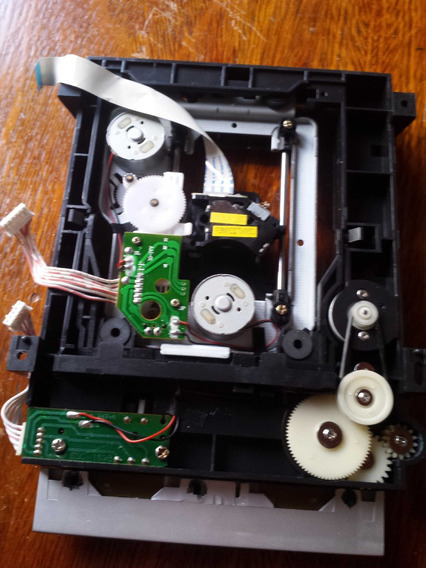 Mecanismo Completo Dvd Hometiter Hm 708c Original