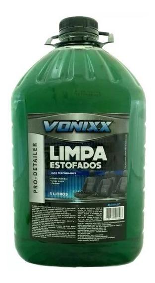 Limpa Bancos Estofados A Seco Sofás Carros 5 Litros - Vonixx