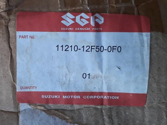 Cilindro C/camisa Original Suzuki Yes 125 2003 A 2010 Std.