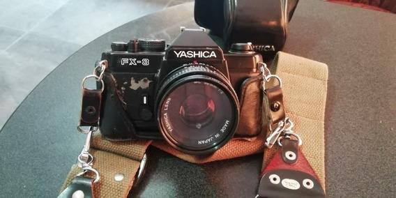 Cámara Fotográfica Yashica Fx-3