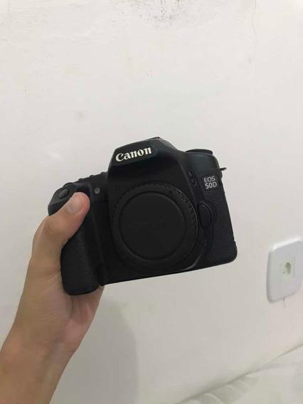 Canon 50d - Somente Corpo