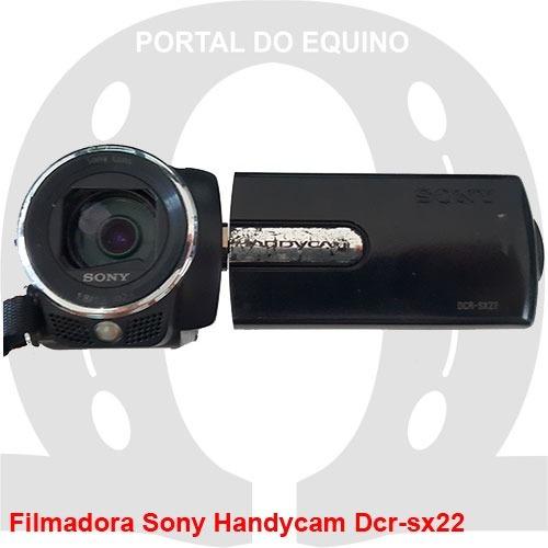 Sony Dcr-sx22