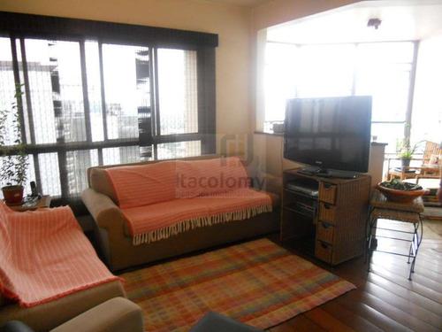 Ref: 1233 Apartamento Reformado    127 M²   3 Dorm.  2 Vg    - 1233