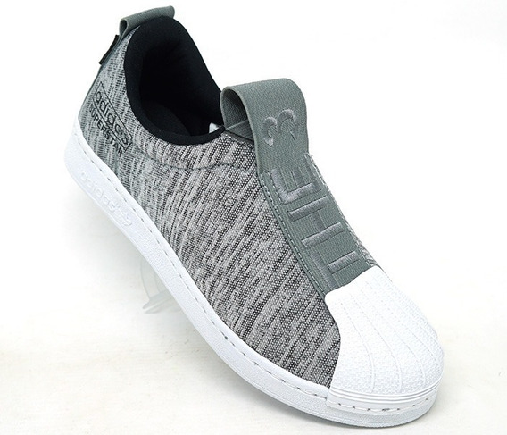 Tênis adidas Superstar New Slip Lançamento Envio Imediato