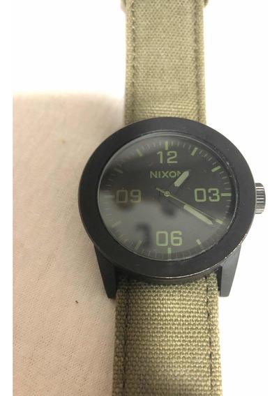 Relógio Nixon Verde Corporal - Original