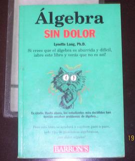 Algebra Sin Dolor