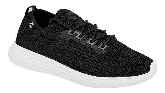 Charly Sneaker Urbano Negro Sintético Niño J45138 Udt