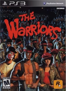 The Warriors Ps3 - Play Mexico