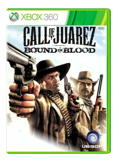 Jogo Call Of Juarez: Bound In Blood - Xbox 360