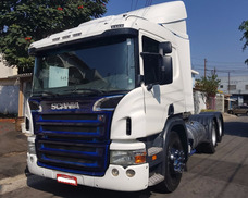 Scania P340 2012 6x2 N P360 113 124 420 Volvo Fh 380 440 112