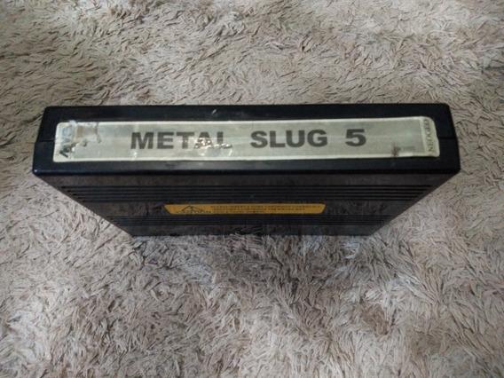 Metal Slug 5 Bootleg 299,99 Com Frete Grátis