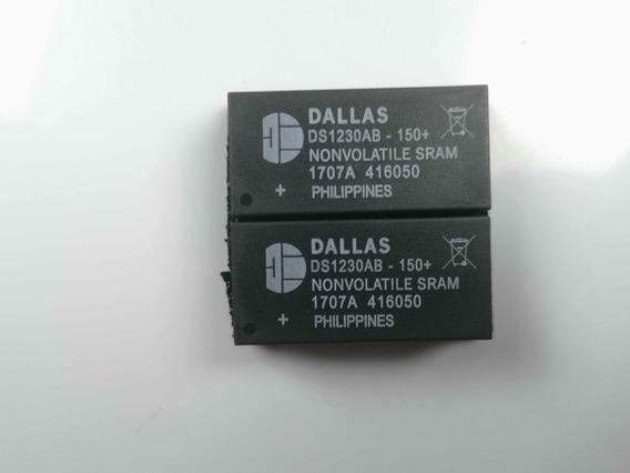 2x Transistores Cis De Memória Ds1230ab-150+