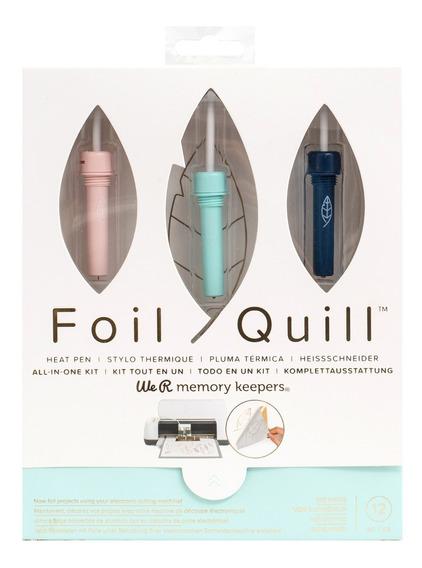 We R - Foil Quill - Tudo Em Um Kit
