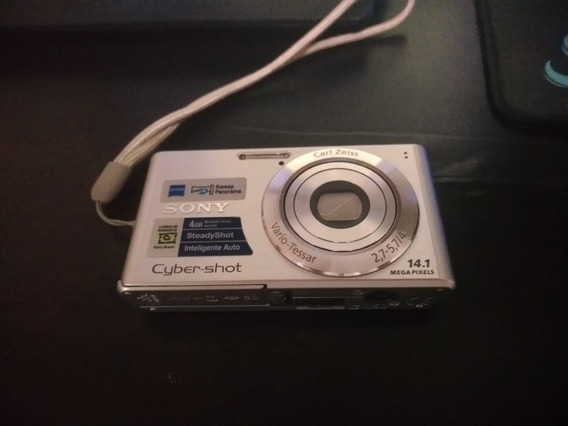 Câmera Sony Cybershot 14.1 Megapixels