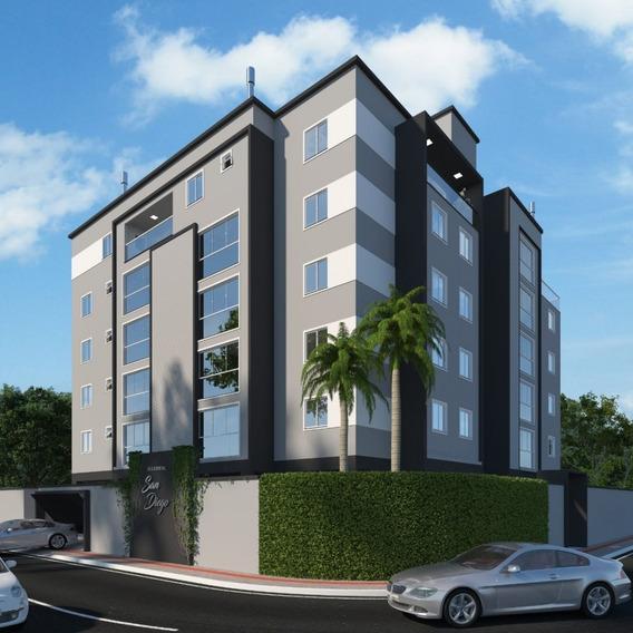 Apartamento Em Vorstadt, Blumenau/sc De 96m² 3 Quartos À Venda Por R$ 375.400,00 - Ap540154