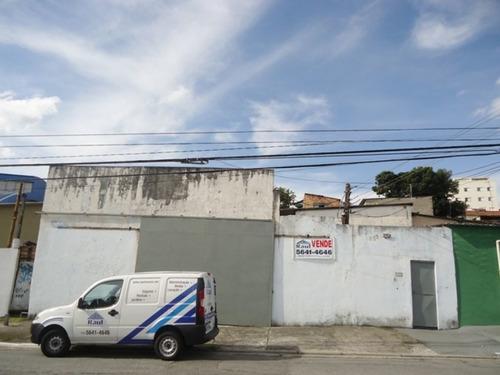Venda Galpão - Interlagos, São Paulo-sp - Rr2958