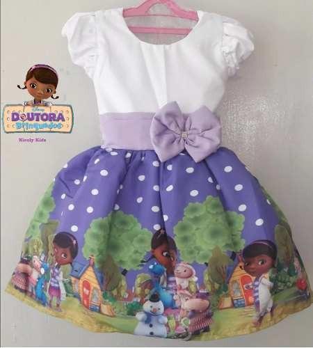 Vestido Doutora Brinquedo