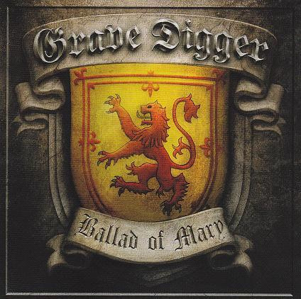 Cd Cd Grave Digger The Ballad Of Grave Digger