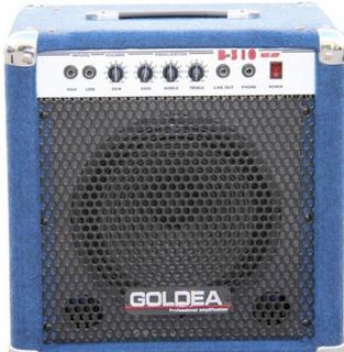 Amplificador Para Bajo De 30 Watts B310 Marca Goldea