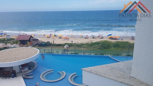 Imagem 1 de 30 de Venda- Maravilhoso Apartamento Na Praia Brava - Imb3 - Imb3