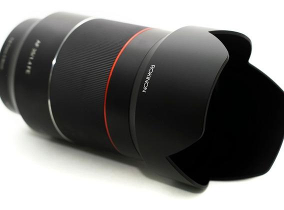 Rokinon Fe 35mm F1.4 Af Sony Fe Atualizada