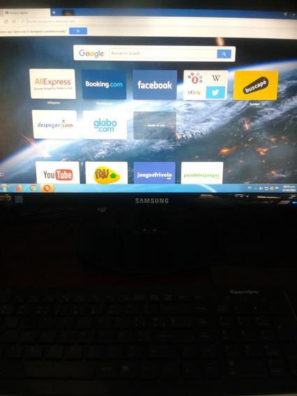 Pc Computadora De Mesa Pantalla Somsung 19 +teclado Mouse