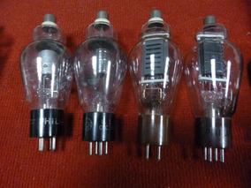 Válvulas Eletrônicas, Vintage Tubes, Rca, Philips, 866a