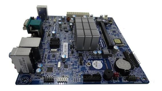 Placa Mãe Pcware Ipx3060 E1 Celeron Dual Core 1.6ghz Intel