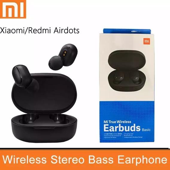 Redmi Airdots Xiaomi Fone De Ouvido Bluetooth