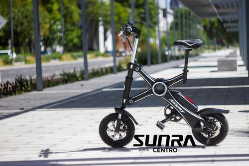 Bicicleta Electrica Plegable En Oferta -  Sunra Centro / D