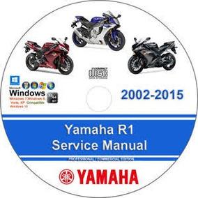 Manual De Serviços Completo Yamaha R1