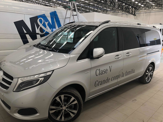 Mercedes-benz Clase V 250 Demo Oportunidad!