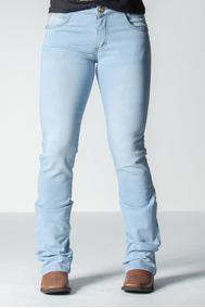 Calca Jeans Feminina Flare -stoney