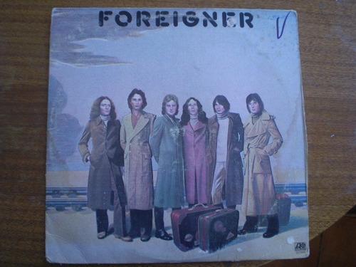 Vinilo Lp De  Foreigner (u327
