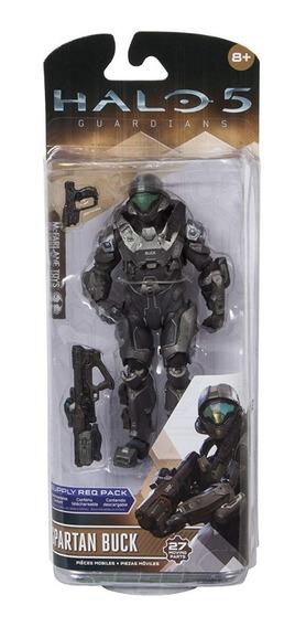Figura Acción Halo 5 Guardians Series 1 Spartan Buck Oferta