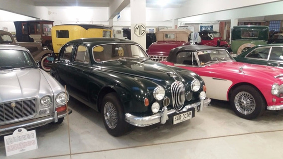 Jaguar Mk1 - Antiguo Verde Ingles