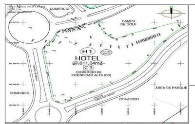 Terreno Para Hotel Ubicado En Zona Norte León Gto, Precio Por M2