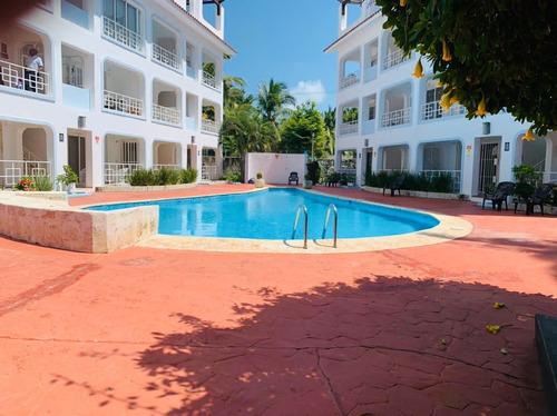Imagen 1 de 9 de Vendo Precioso Y Acogedor Apartamento En Blue Garden, Bávaro