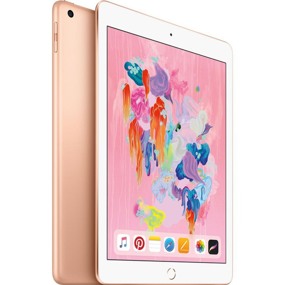 iPad 9.7 Wi-fi 32gb Dourado (6ª Geração) 12x Sem Juros