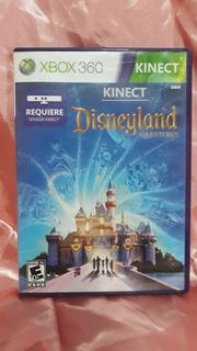 Juego De Xbox 360 Disneyland Adventures