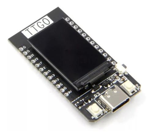Tarjeta Ttgo Módulo Desarrollo Esp32 Wifi Bluetooth Dual