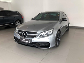 Mercedes-benz E 63 Amg 5.5 V8 32v Bi-turbo Gasolina 4p