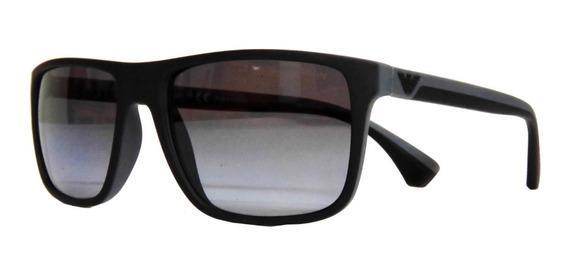 Lentes Gafas De Sol Emporio Armani Ea4033 Polarized Square
