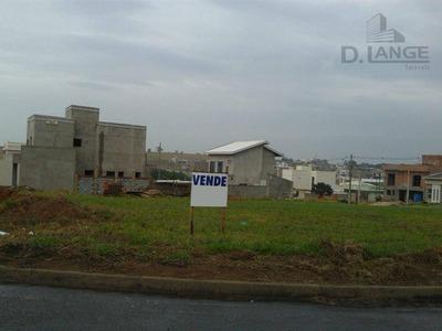Terreno À Venda, 250 M² Por R$ 155.000 - Condomínio Real Park - Sumaré/sp - Te2271