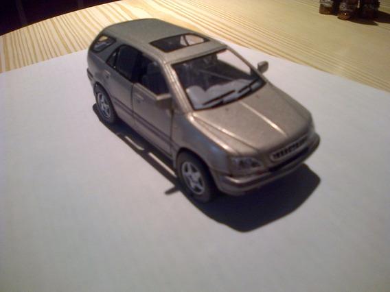 Modelo A Escala Lexus Rx300 1/36 Kinsmart Detalles En Ruedas