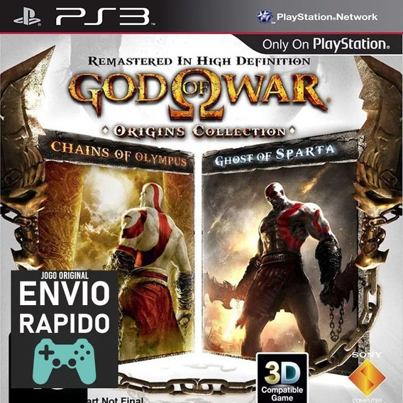 God Of War Origins Collection Ps3 Play3 Promocao !!