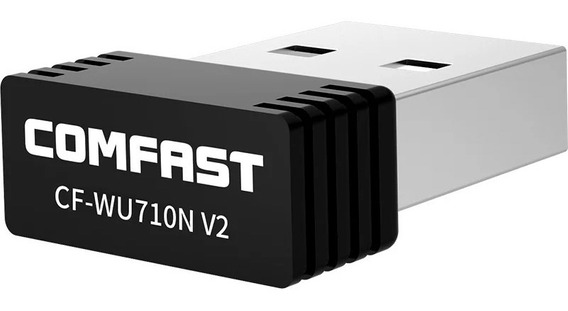 Adaptador Wifi Usb Receptor Transmissor Wireless Pc Notebook