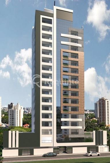 Apartamento Alto Padrão Com 3 Suítes Na Meia Praia - 1421