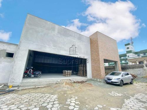 Sala Comercial Av. Campos Novos - 1348